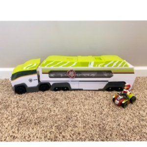 Paw Patrol Jungle Patroller Rescue Truck & Ryder
